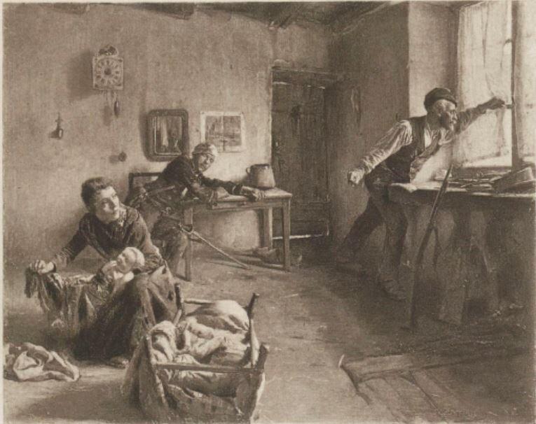 Boutigny, ils n'iront pas le chercher là (1893)