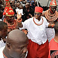 Le plus puissant et grand roi du culte vaudou au bénin papa oba ahossou