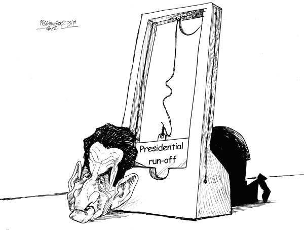 sarko election guillotine