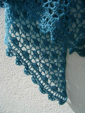 South bay shawlette crochet lace 033