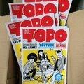 Topo, la revue dessinée des ados