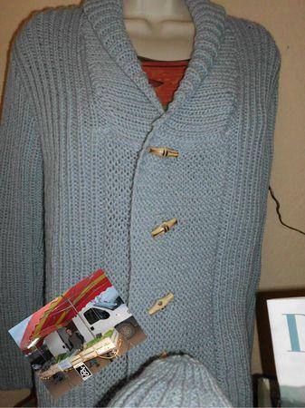 veste lima pour le marché