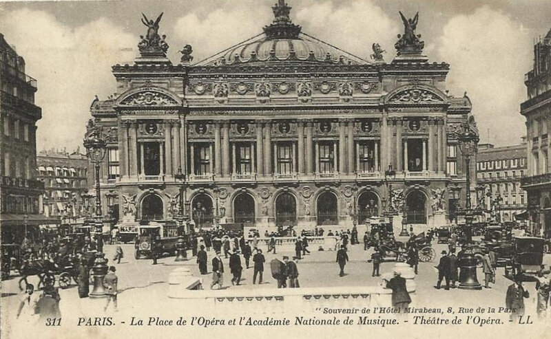 CPA Paris L'Opéra