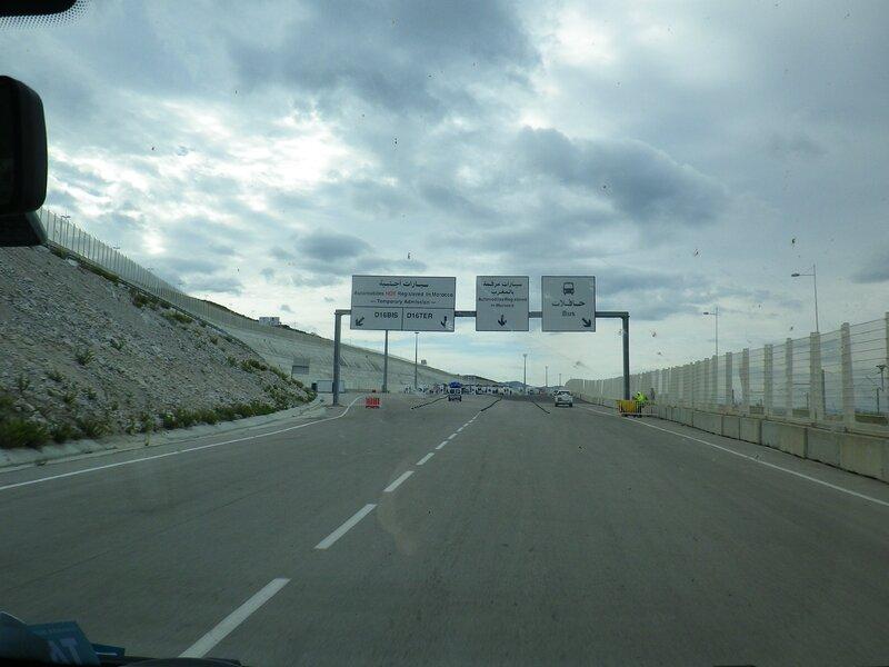 21nov-Arrivée Tanger