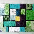 Tableau façon Mondrian