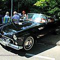 Ford thunderbird convertible de 1956 (37ème Internationales Oldtimer Meeting de Baden-Baden) 01