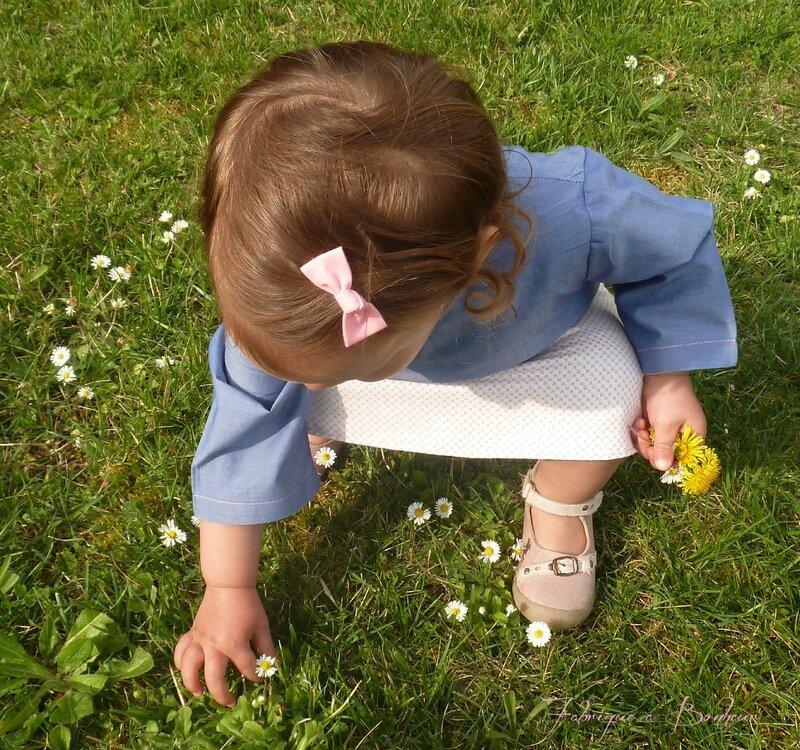 Louisa dress lila