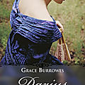 Darius (les lords solitaires tome 1) ❉❉❉ grace burrowes