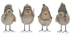 oiseaux de noel