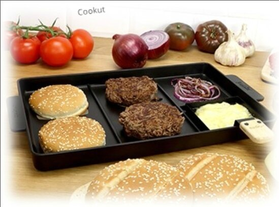 plancha hamburger cookut1