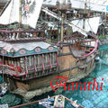 Replica of Santa Maria Ship of Columbus,West Edmonton Mall, Albe