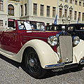 Delage type d6-60 roadster export 1936