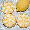 Tartelettes citronnées