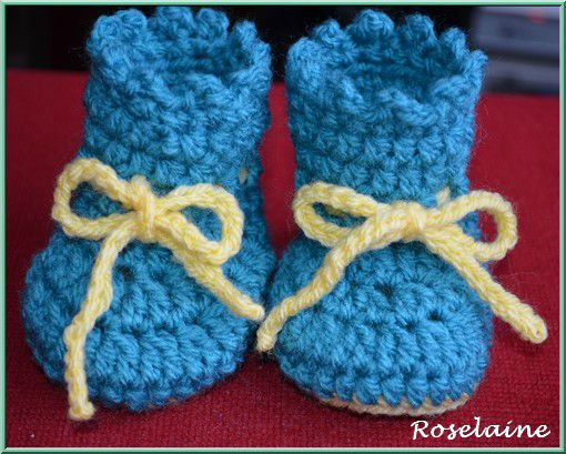 Roselaine511 Chaussons
