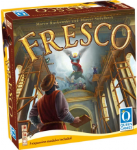 boutique jeux de société - pontivy - morbihan - ludis factory - fresco