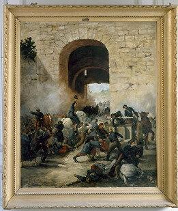Sergent, le dernier effort de la Porte de Balan (1874)