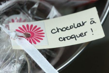 cadeau gourmand fait maison mini tablette de chocolat blog chez requia