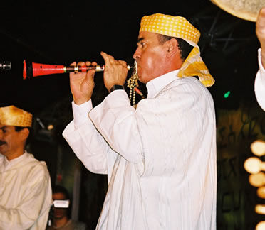 Alhadra, ghayta et le tbale - Gammes orientales en France