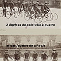 1925 - le polo-vélo arrive en france