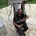 Préparation d'un vol avec la bulle_Laos2012_JCordier_2