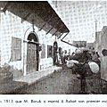 Moulins Baruk-Rabat 1913-1