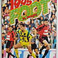Sport ... album panini foot 95 * football en images