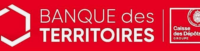BANQUE DES TERRITOIRES logo rouge