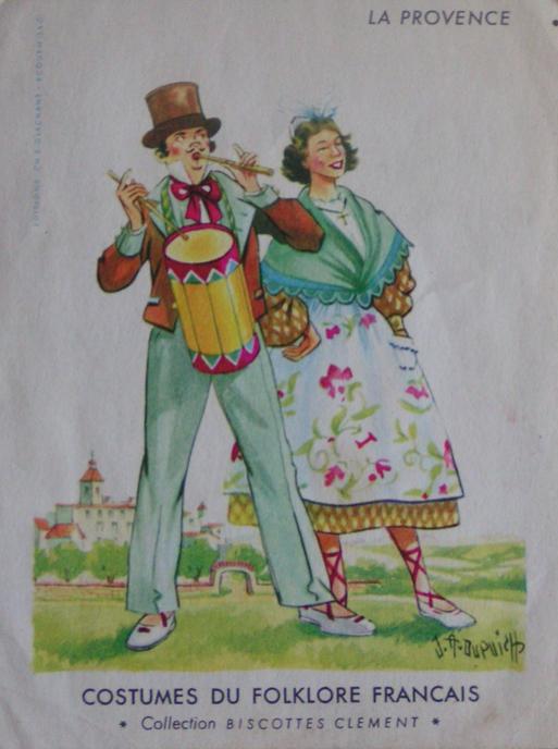 La Provence (Biscottes Clément)