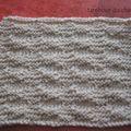 Apres les encours broderies ,voici mes encours tricot