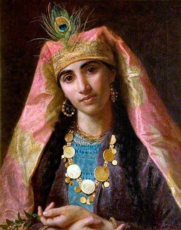 DDS 482 Sophie Anderson sheherazade