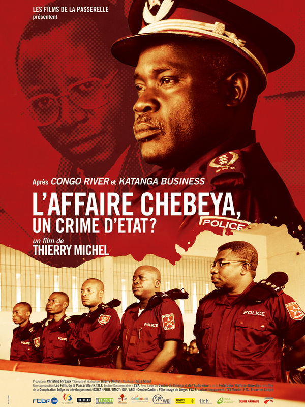 Affiche Chebeya