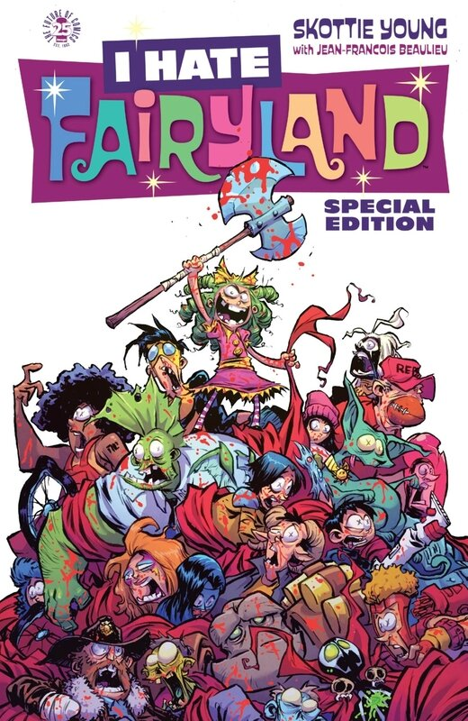 i hate fairyland special edition 1 i hate image