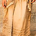 MP linen helene skirt with draw string waist and pleats in oat straw - Copie.jpg