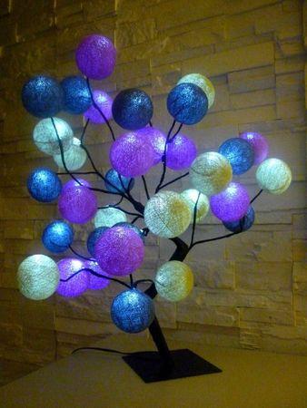 arbre à boules magiques