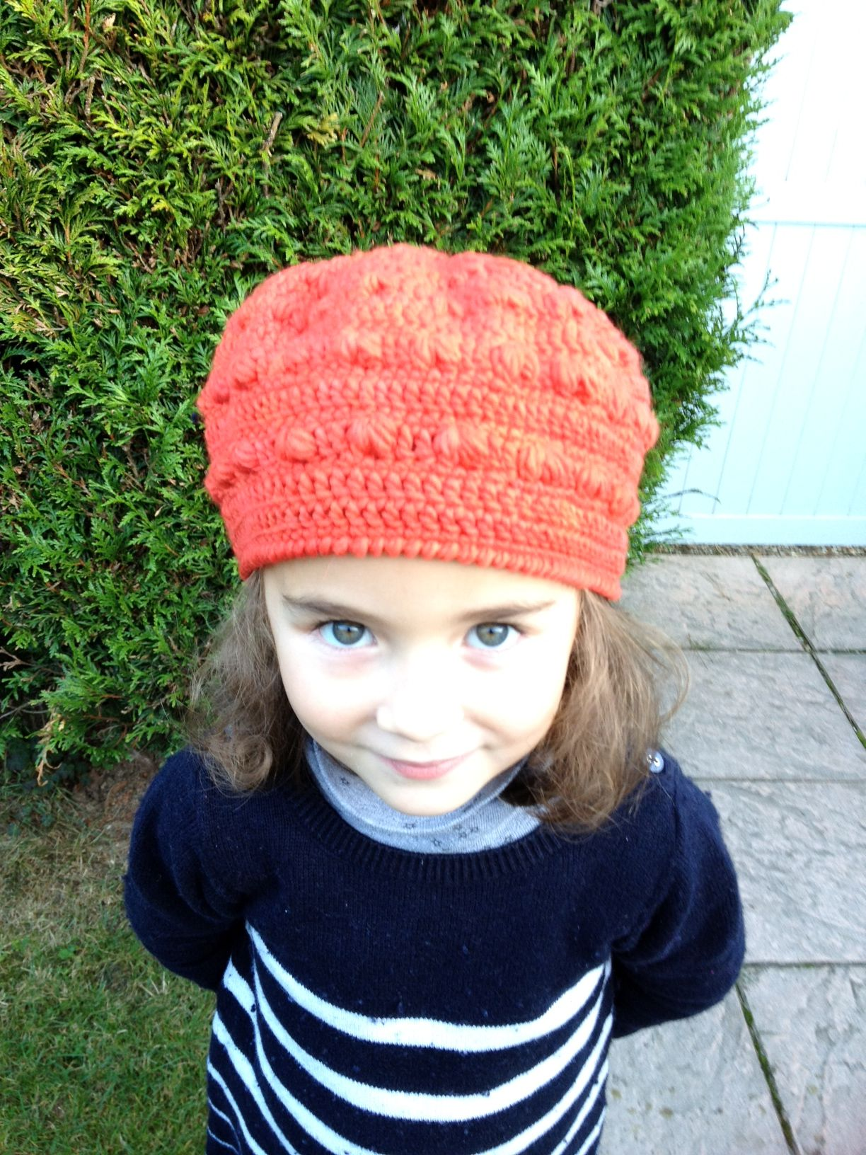 sixou bonnet orange