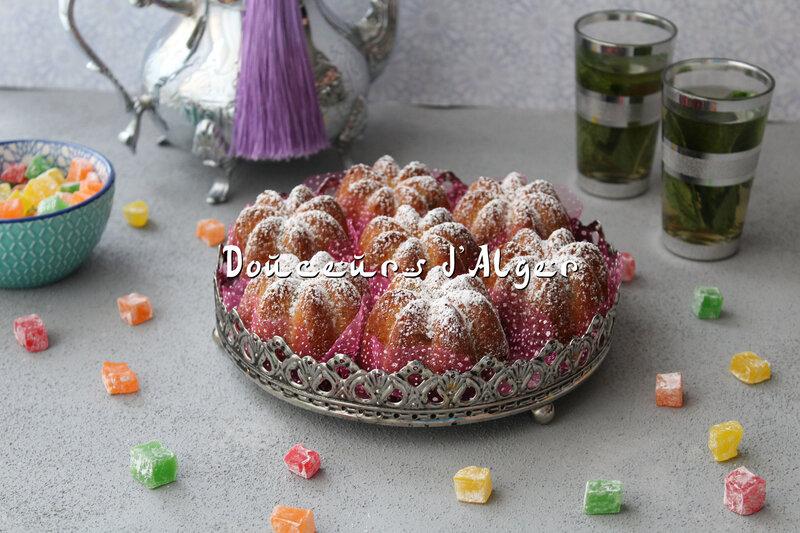 cake aux loukoums