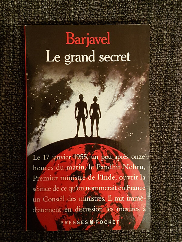 LE GRAND SECRET DE BARJAVEL