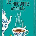 Le club des philosophes amateurs (sunday philosophy club, #1), par alexander mccall smith