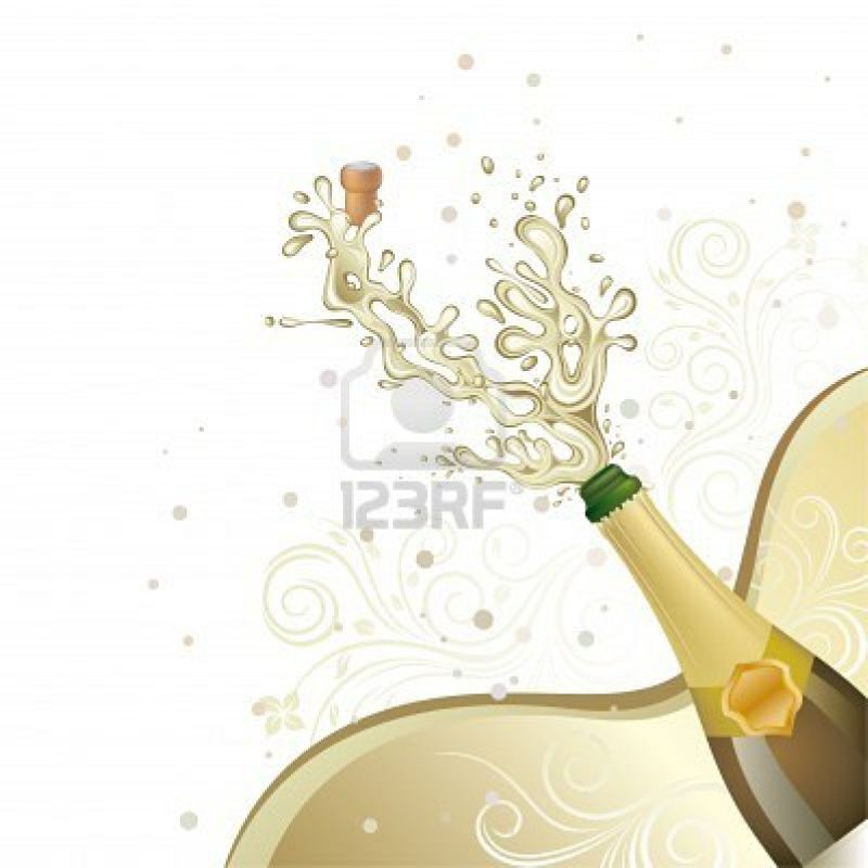 champagne-explosion--floral-background
