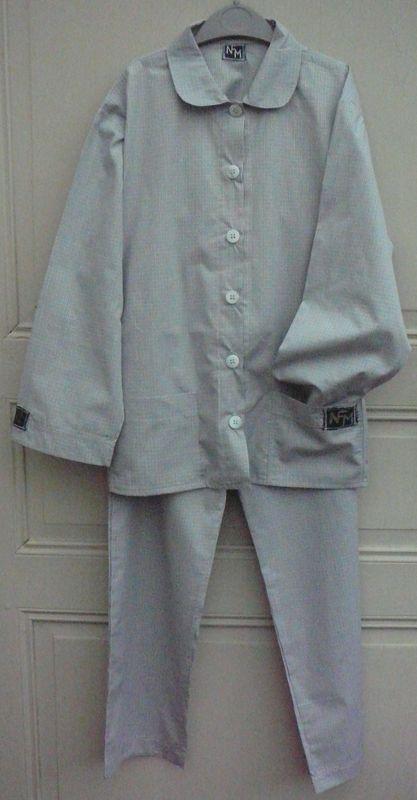 Pyjama bleu PL
