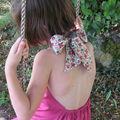 Les robes de l'été ... à gros noeuds !!!