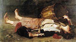La mort de Bara par Vauthier