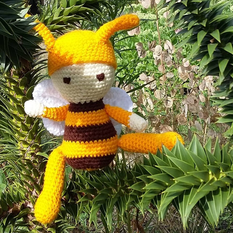 des abeilles, encore des abeilles