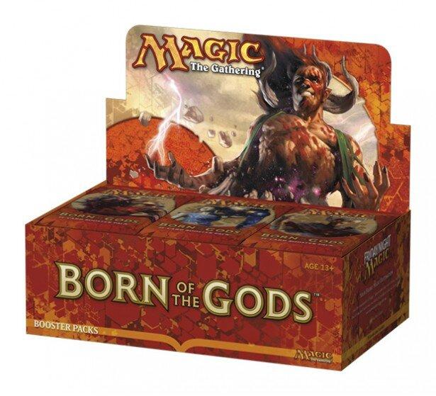 Boutique jeux de société - Pontivy - morbihan - ludis factory - Magic Créations divines boosters
