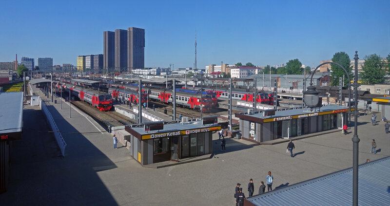 Gare de Saviolovo 2