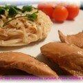 Retour aux sources 3: poulet au caramel et ses nouilles sichuan