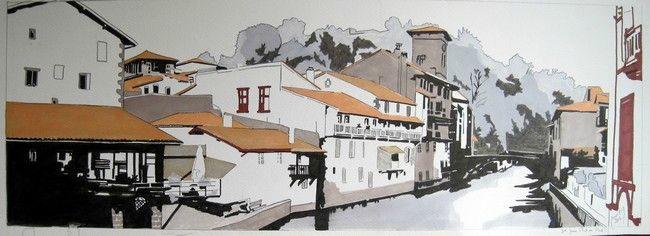 2013-8 Saint Jean Pied de Port