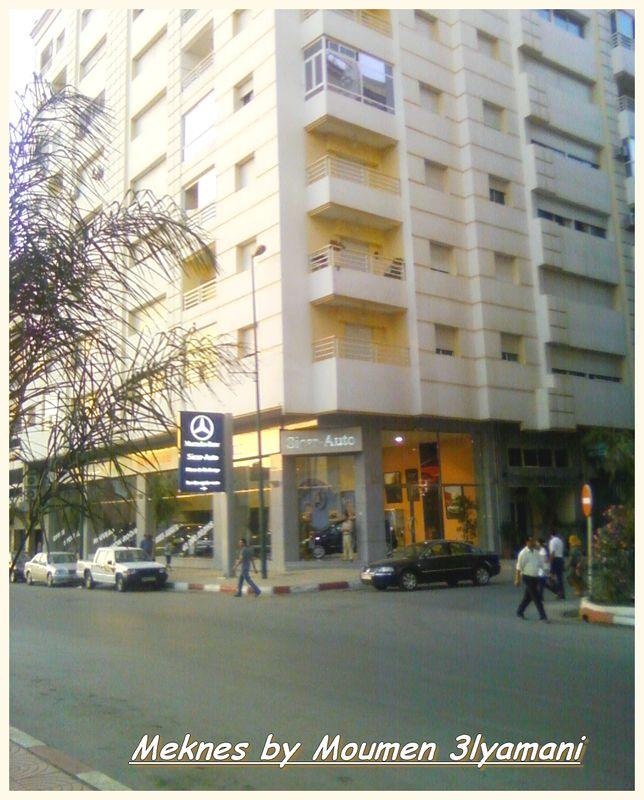 Pres de Mobilia Hamria Meknes