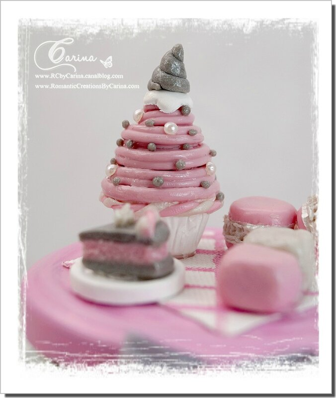 Pot gourmandises Rose & Gris 4