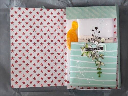 Carte & Pochette surprise de Cricri 5